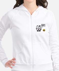 Cow Mom Fitted Hoodie
