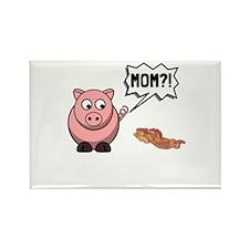 Pig Mom Magnets