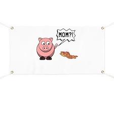 Pig Mom Banner