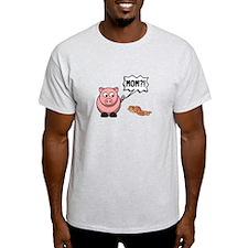 Pig Mom T-Shirt