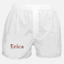 Erica Pink Flowers Boxer Shorts