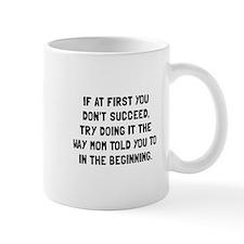 Yawn Coffee Mugs