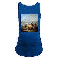 Horse Trading Maternity Tank Top