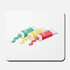 Artist Color Paints Mousepad