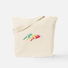 Artist Color Paints Tote Bag