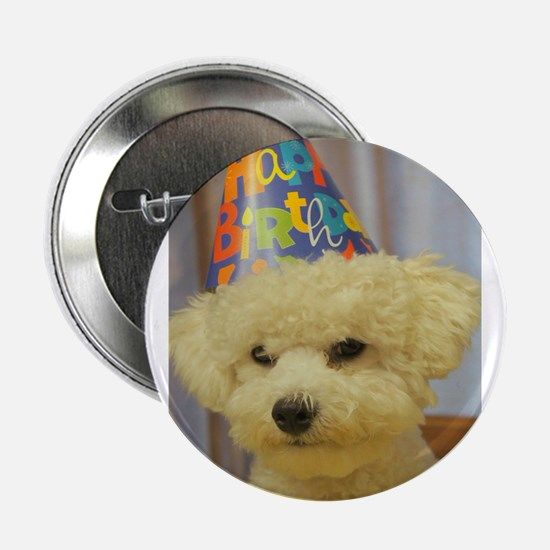 "Happy Birthday Beau! 2.25"" Button"