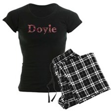 Doyle Pink Flowers Pajamas