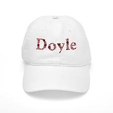 Doyle Pink Flowers Baseball Baseball Cap
