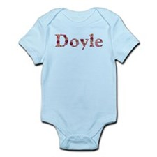 Doyle Pink Flowers Body Suit