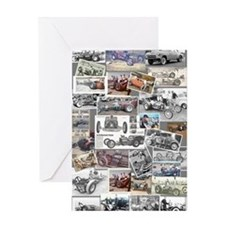 Poster Collage Greeting Card