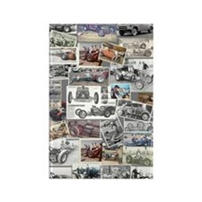 Poster Collage Rectangle Magnet