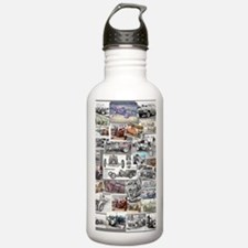 Poster Collage Water Bottle