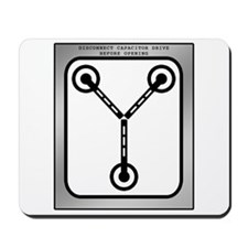 Flux Capacitor Mousepad