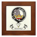 Badge - Beveridge Framed Tile