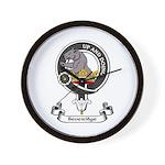 Badge - Beveridge Wall Clock