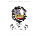 Badge - Beveridge Postcards (Package of 8)