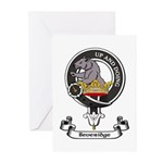 Badge - Beveridge Greeting Cards (Pk of 20)