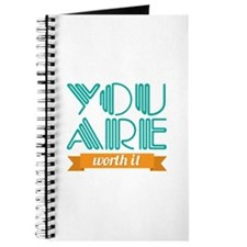 You Are Worth It Journal
