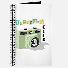 Year Book Club Journal