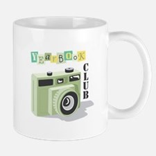 Year Book Club Mugs