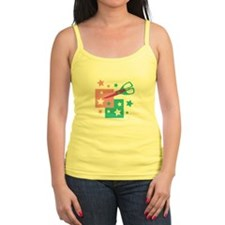 Cutting Star Scissors Tank Top