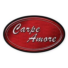 Carpe Amore Decal