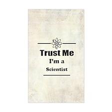 Trust me I'm a Scientist Decal