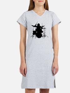 drummer Women's Nightshirt