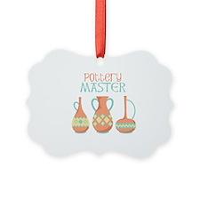 Pottery Master Ornament