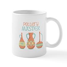 Pottery Master Mugs