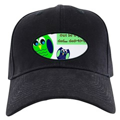 Owl be a good dad...dad-to-be Baseball Hat