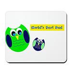Worlds Best Dad Mousepad
