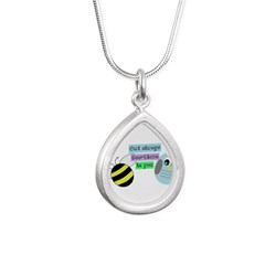 Owl always bee-lieve in you Necklaces