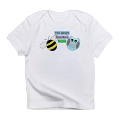 Owl always bee-lieve in you Infant T-Shirt