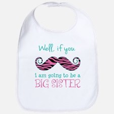 Im Going to be a Big Sister Bib