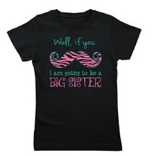 Im Going to be a Big Sister Girl's Tee