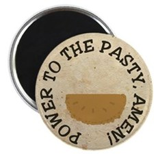 Power to the Pasty, Amen Magnet