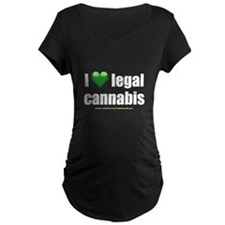 """Love Legal Cannabis"" T-Shirt"