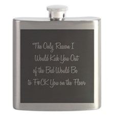 Naughty: F*ck on the floor Flask