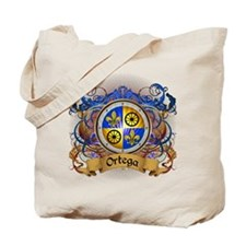 Ortega Family Crest Tote Bag