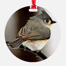 Happy Songbird Ornament