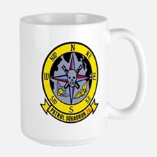 VP 26 Tridents Large Mug