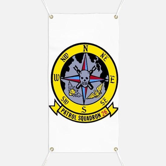 VP 26 Tridents Banner