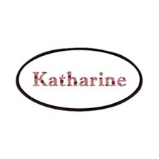 Katharine Pink Flowers Patch