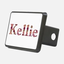Kellie Pink Flowers Hitch Cover