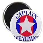 Captain Sweatpants Magnets