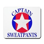 Captain Sweatpants Mousepad