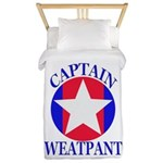 Captain Sweatpants Twin Duvet
