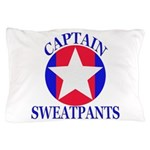 Captain Sweatpants Pillow Case