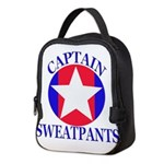 Captain Sweatpants Neoprene Lunch Bag